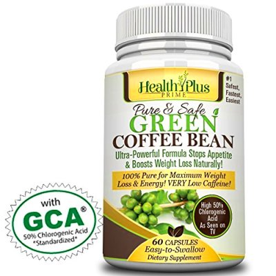 Best Green Coffee Bean Extract 100% Pure & Natural! 1 ...