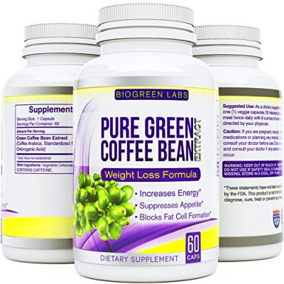 Best Pure Green Coffee Bean Extract Extra Strength Formula ...
