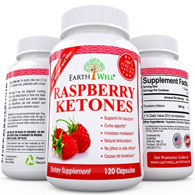 EarthWell® Raspberry Ketones Weight Loss Pills That Work ...