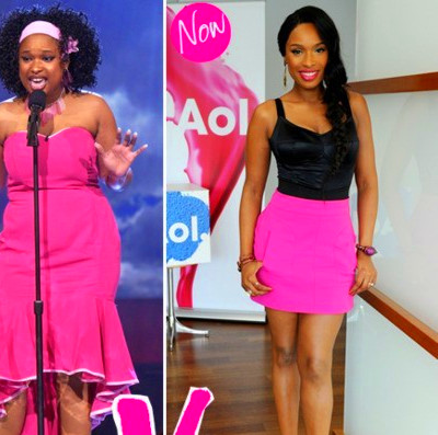 Jennifer hudson weight loss: 'i'm at the weight i want to be ...