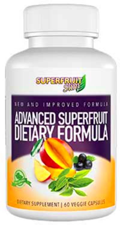 Superfruit Slim Review, burns fat, suppresses appetite and helps the ...