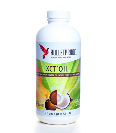 Bulletproof XCT Oil, 16 oz