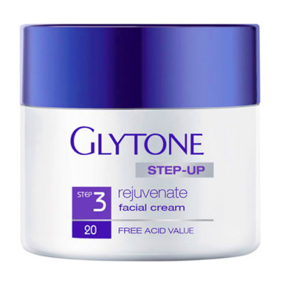 ... Glytone Rejuvenate Facial Cream 3 With 20% Glycolic Acid Value 1.7oz