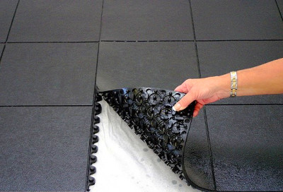 Rubber Mat | Rubber Matting | Interlocking Rubber Mat | Interlocking Rubber Flooring