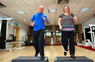 BEAUFORT PERSONAL TRAINER: EXERCISE CAN PREVENT DIABETES