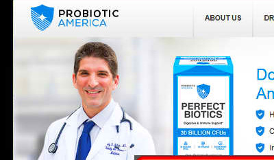 PERFECT BIOTICS Probiotic America – Digestive Health Support?