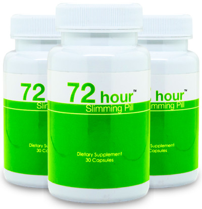 ... 72 Hour Slimming Pill 3 Pack - Slimming Pills - A 72 Hour Diet Pill