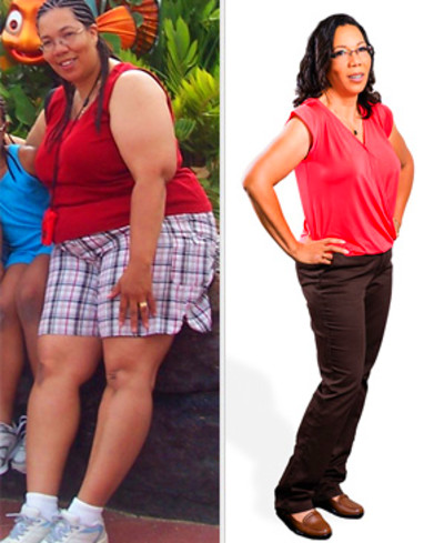 Meet Lisa — She Lost 35 Pounds in 2 Months With the 10-Day Green ...