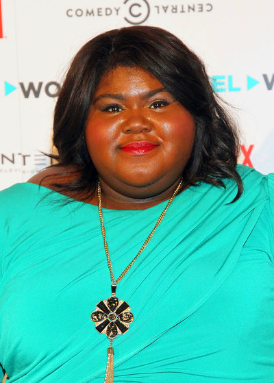 Gabourey Sidibe Gushes Over Engaged 'Empire' Co-Stars Trai Byers ...