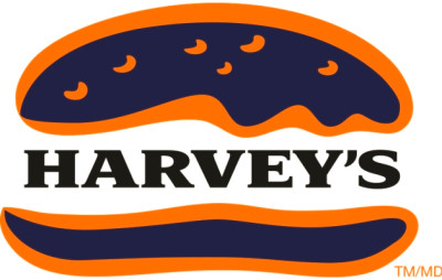 Weight Watchers Points - Harvey's Restaurant Nutrition ...
