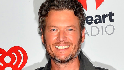 Picture suggestion for Blake Shelton Weight Loss