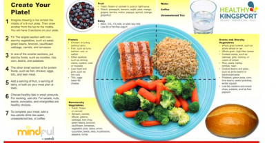 Hospital tray liners spread the healthy eating message | Food Management