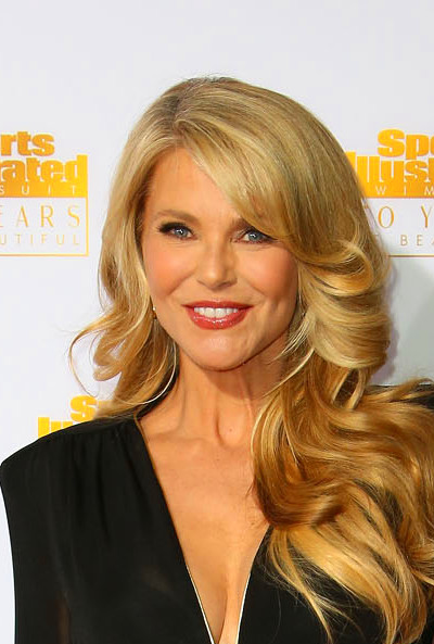 Back to post Christie Brinkley – 50th Anniversary of the SI Swimsuit ...