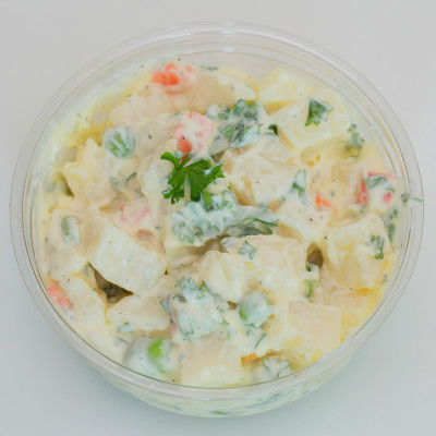 olivier salad nutrition facts