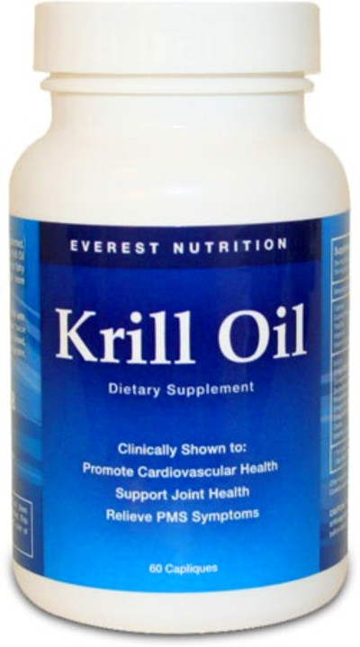 Krill Oil - for Your Overall Health
