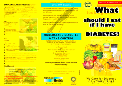 Diabetes | Ministry of Health and Medical Services