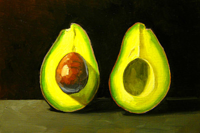 There are basically two ways in which avocado slows down the aging ...