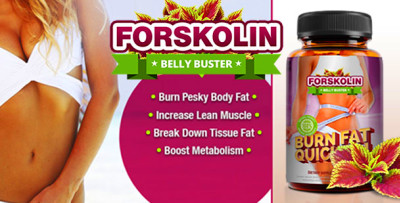 Forskolin Belly Buster | Health and Beauty Bar
