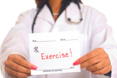 Doctors Writing More Prescriptions for Exercise