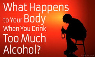 What Happens to Your Body When You Drink Too Much Alcohol ...