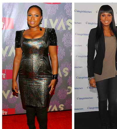 jennifer hudson weight loss and fight with weight watchers | A Online ...