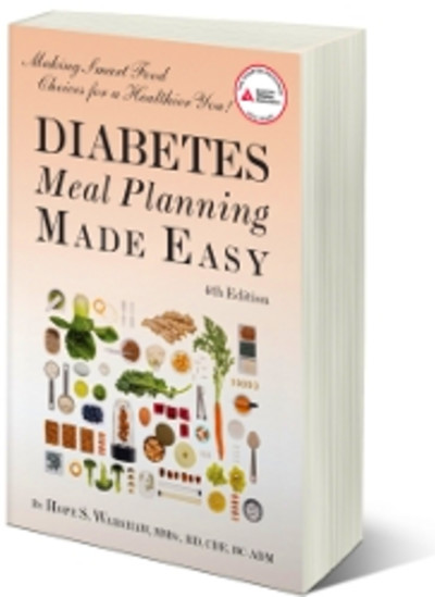 Diabetes Meal Planning Made Easy | Hope Warshaw Associates