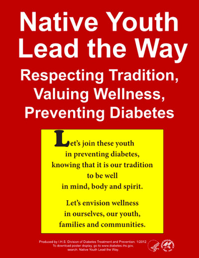 ... to treat and prevent diabetes in American Indians and Alaska Natives