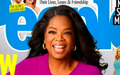 OPRAH WINFREY | Media personality covers People magazine ...