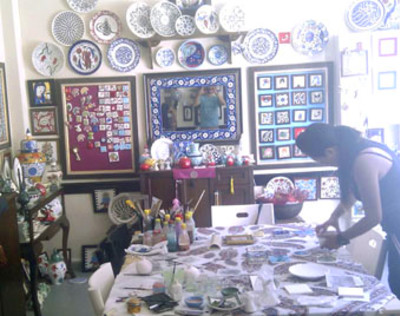 Art workshops All Year Long / Group or Private Tours in Istanbul
