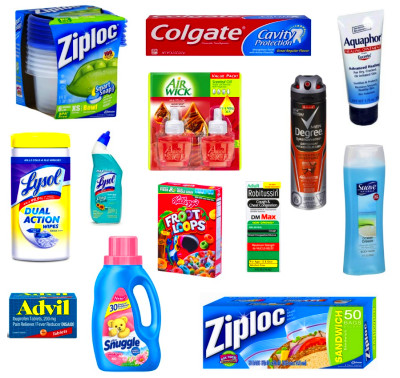 NEW Printable Coupons! Kellogg's, Colgate, Lysol, Clorox, all, Snuggle ...