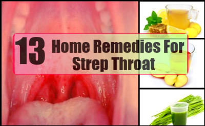 13 Effective Home Remedies for Strep Throat - Natural ...