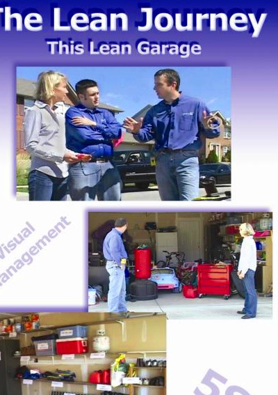 The Lean Journey: This Lean Garage DVD | LeanCor Supply Chain Group