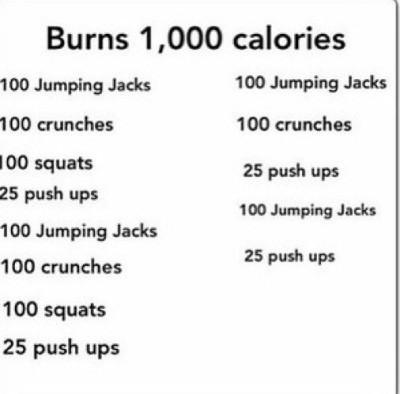 Burn 1000 Calories Pictures, Photos, and Images for Facebook, Tumblr ...
