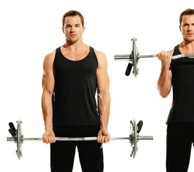 Exclusive Workout: Arms Like Mark Wahlberg | Men's Fitness