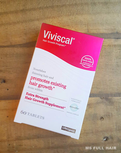Viviscal ingredients - Reviews on before and after results