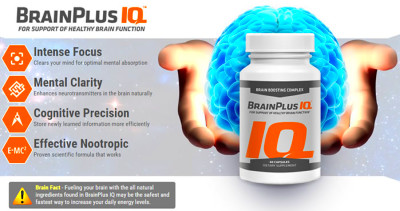 BrainPlus IQ Enhancement – Think Faster and Smarter Today