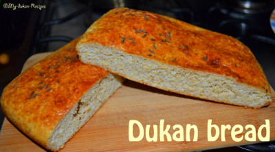 on dukan diet the tasty sandwiches, but I discover the dukan bread ...