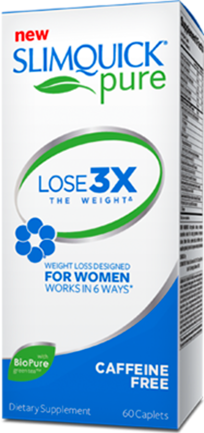 SLIMQUICK® Official Site - Weight Loss for Women