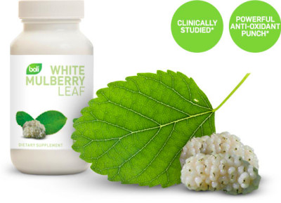 White Mulberry Leaf Extract & Weight Loss Supplement