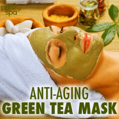 Dr Oz White Tea & Green Tea Powder Face Mask: China Anti-Aging Remedy