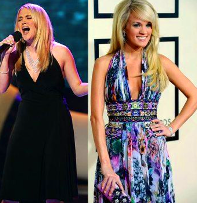 Carrie Underwood Reveals Her Weight Loss Secrets - PK ...