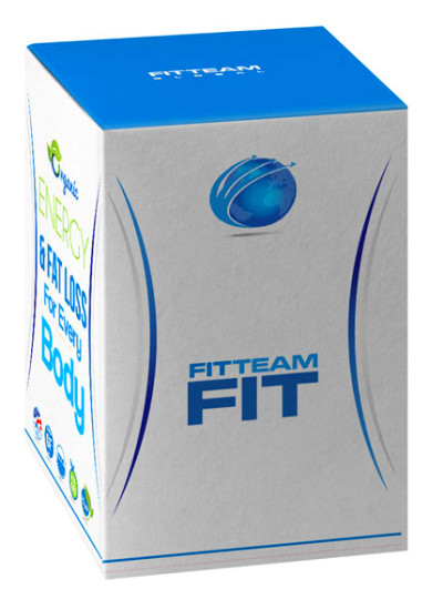 "Fit Team Fit"" is the product they produce and sell. It is a ..."