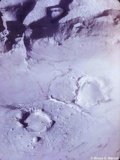 """Explanation: Welcome to """" Bumpass Hell ,"""" a section of Lassen Volcanic ..."""