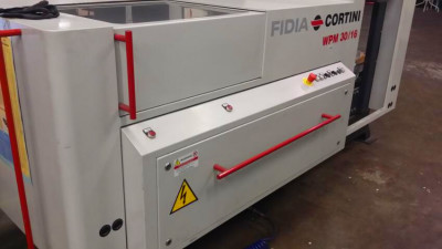 Fidia Cortini HS 644 Vertical Machining Center