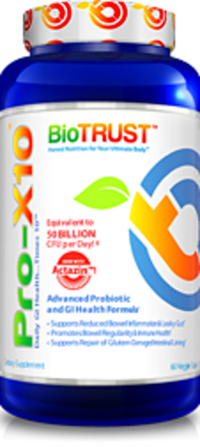 Probiotic and digestive enzyme supplements