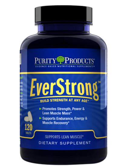 Purity Products EverStrong Build Strength Lean Muscle ...