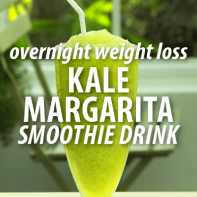 Try a Kale Margarita Smoothie Recipe from Dr Oz and learn the secret ...