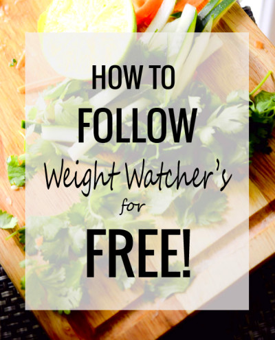 Resources for Weight Watcher's – Recipe Diaries