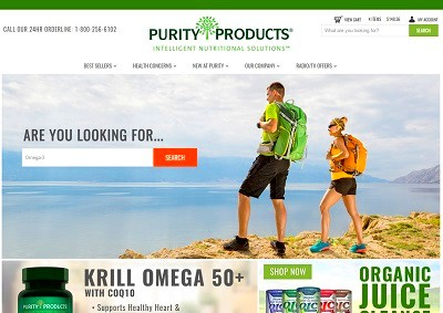 Purity Products Rated 4/5 stars by 2,554 Consumers - purityproducts ...