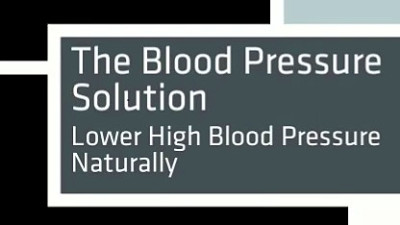 Dr David Miller's Blood Pressure Cure Review | Scam or Legit?